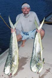 Mahi Fishing Picture